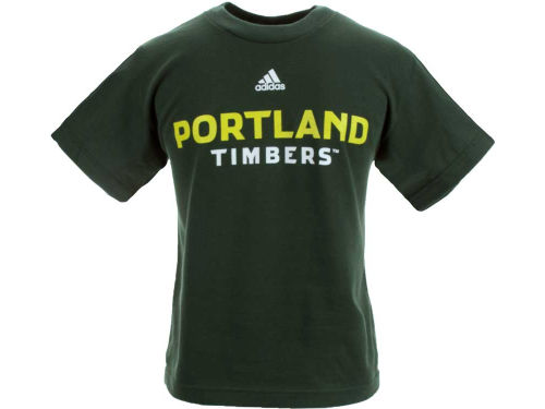 Portland Timbers Outerstuff MLS Youth Primary One T-Shirt