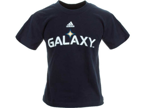 LA Galaxy Outerstuff MLS Youth Primary One T-Shirt