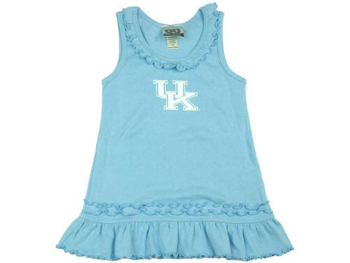 Kentucky Wildcats NCAA Infant Ruffle Tank Dress