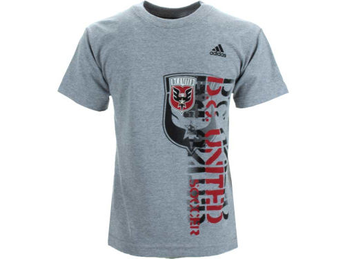 DC United Outerstuff MLS Youth Reflection T-Shirt