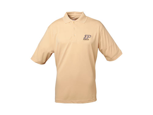 Purdue Boilermakers Antigua NCAA Pique Xtra-Lite Polo