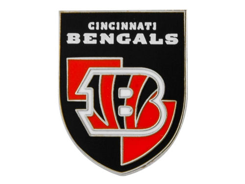 Cincinnati Bengals Team Crest Pin Aminco