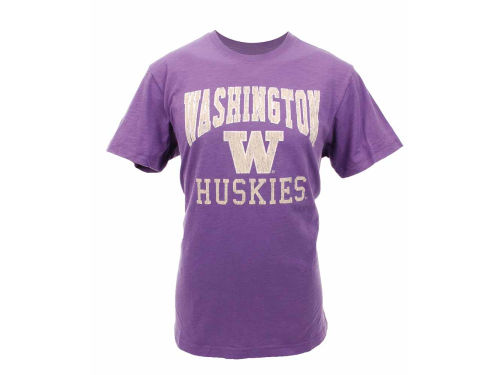 Washington Huskies Colosseum NCAA Contender Slub T-Shirt