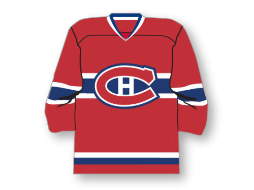 Montreal Canadiens Aminco Jersey Pin