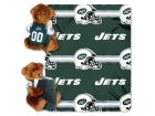 New York Jets NFL Bear & Blanket Set Bed & Bath