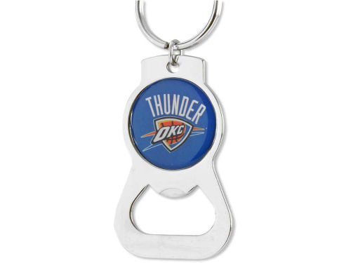 Oklahoma City Thunder Aminco Bottle Opener Keychain