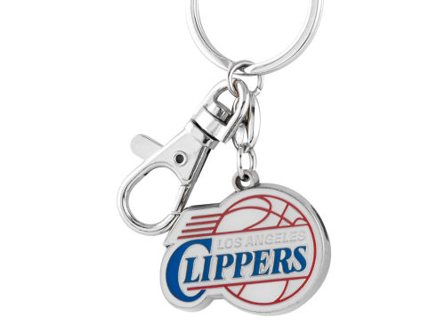 Los Angeles Clippers Aminco Inc. Heavyweight Keychain