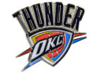 Oklahoma City Thunder Aminco Inc. Logo Pin Pins, Magnets & Keychains