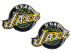 Utah Jazz Aminco Inc. Logo Post Earrings Jewelry