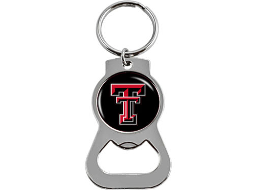 Texas Tech Red Raiders Aminco Inc. Aminco Bottle Opener Keychain