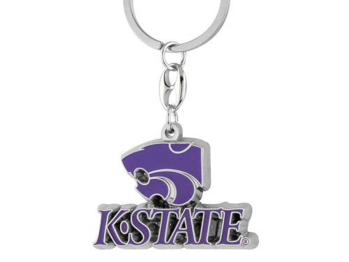 Kansas State Wildcats Heavyweight Keychain