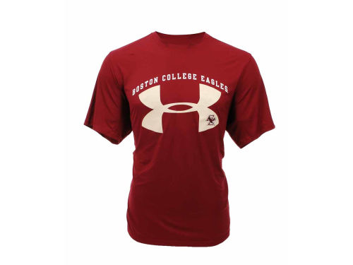 Boston College Eagles Under Armour NCAA Giant UA Catalyst T-Shirt