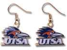 University of Texas San Antonio Roadrunners Logo Earrings Apparel & Accessories