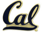 California Golden Bears Logo Pin Pins, Magnets & Keychains