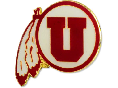 Utah Utes Aminco Inc. Logo Pin