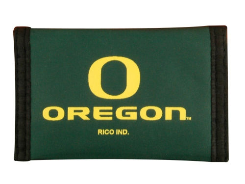 Oregon Ducks Rico Industries Nylon Wallet