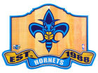 New Orleans Hornets Wincraft Wood Sign Collectibles