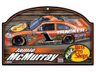 Jamie McMurray Wincraft Nascar Wood Sign 11x17 Collectibles