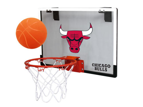Chicago Bulls Jarden Sports Game On Polycarb Hoop Set