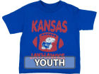 Kansas Jayhawks New Agenda NCAA Toddler Recess T-Shirt T-Shirts