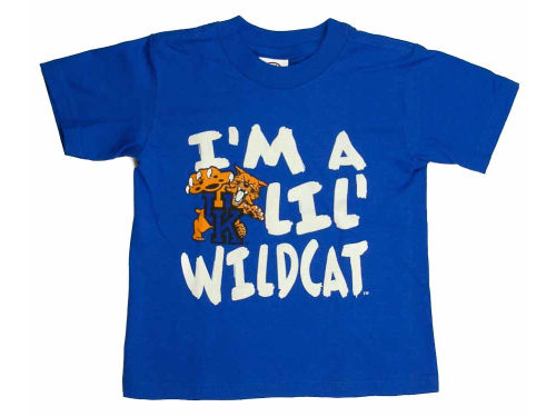 Kentucky Wildcats NCAA Toddler Miniature T-Shirt