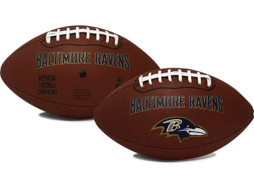 Baltimore Ravens Jarden Sports Game Time Football