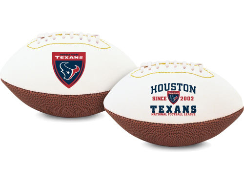 Houston Texans Youth Jarden Sports NFL Mini Autograph Football