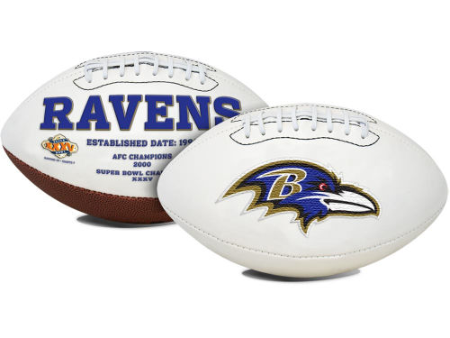 Baltimore Ravens Jarden Sports Signature Series Football