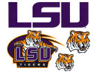 LSU Tigers 12x12 Multipack Magnet Auto Accessories