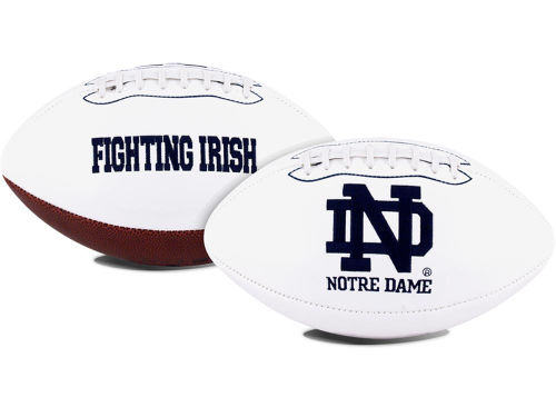 Notre Dame Fighting Irish Jarden Sports Signature Series Football