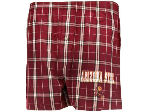 Arizona State Sun Devils College Concepts NCAA Mens Elite Boxer