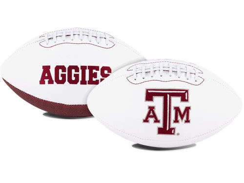 Texas A&M Aggies Jarden Sports Signature Series Football