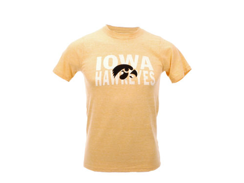 Iowa Hawkeyes Blue 84 NCAA Likeness Triblend T-Shirt