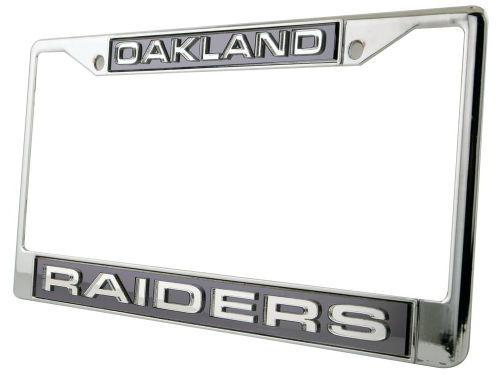 Oakland Raiders Rico Industries Laser Frame Rico