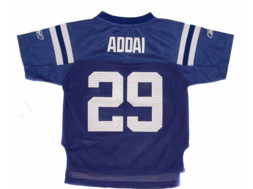 Indianapolis Colts Joseph Addai Outerstuff NFL Kids Replica Jersey