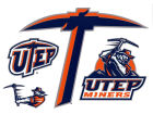UTEP Miners 12x12 Multipack Magnet Auto Accessories