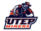 UTEP Miners 4x4 Magnet Auto Accessories