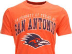 University of Texas San Antonio Roadrunners NCAA Heathered Big Arch N Logo T-Shirt T-Shirts