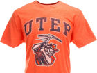 UTEP Miners NCAA Heathered Big Arch N Logo T-Shirt T-Shirts