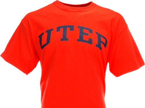 UTEP Miners NCAA 2 for $25  New Agenda NCAA Vertical Arch T-Shirt