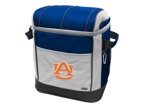 Auburn Tigers 50 Can Rolling Cooler
