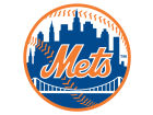 New York Mets Rico Industries Jumbo Static Cling Decal Bumper Stickers & Decals