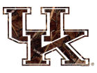 Kentucky Wildcats Collegiate Camo Large Decal Auto Accessories