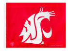 Washington State Cougars Rico Industries Car Flag Rico Auto Accessories