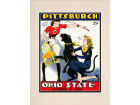 Ohio State Buckeyes Mounted Memories Matted 16x20 Historic Program Cover Collectibles