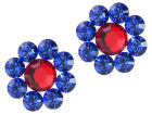 Flirties Large Daizies Earrings Apparel & Accessories
