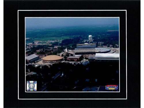 Purdue Boilermakers Mounted Memories Matted Unsigned 8x10 Photo