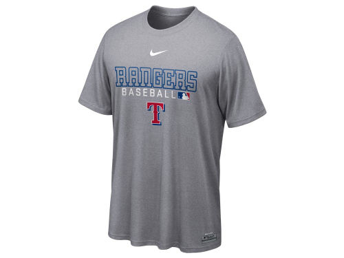 Texas Rangers Nike MLB AC Dri-Fit Team Issue Legend 2012 Tee