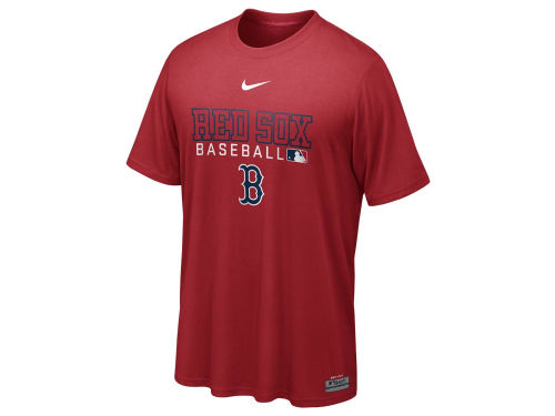 Boston Red Sox Nike MLB AC Dri-Fit Team Issue Legend 2012 Tee