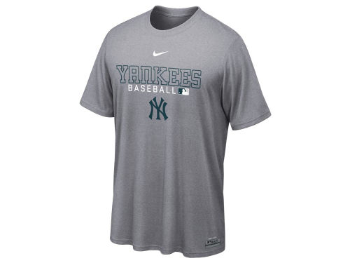 New York Yankees Nike MLB AC Dri-Fit Team Issue Legend 2012 Tee